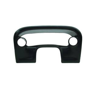 AutoMeter - AutoMeter Gauge Mount; Instrument Cluster Bezel; Dual; 2 1/16in.; Ford Super Duty 99-04 15003