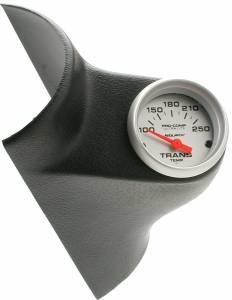 AutoMeter - AutoMeter Diesel Gauge Kit; A-Pillar; Ford 99-07; Trans Temp; 250deg. F; Ultra-Lite 7073