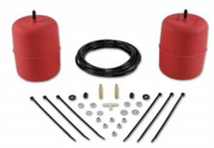 Accessories - Steering And Suspension - Air Lift - Air Lift AIR LIFT 1000; COIL SPRING; REAR; NO DRILL; INSTALLATION TIME-1 HOUR OR LESS; 60748