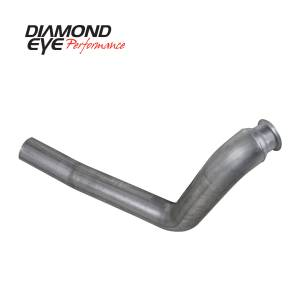 Accessories - Turbo Chargers & Components - Diamond Eye Performance - Diamond Eye Performance 1998-2002 FORD 7.3L POWERSTROKE E-SERIES VAN-PERFORMANCE DIESEL EXHAUST PART-4in 124001