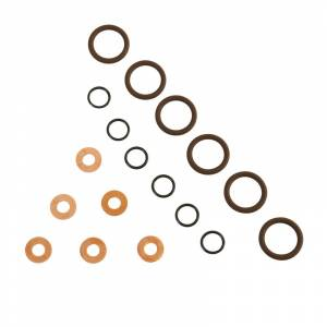 Engine & Performance - Fuel System - BD Diesel - BD Diesel ISB Injector Seal Kit - Dodge 1998.5-2002 5.9L 24-valve 1075800