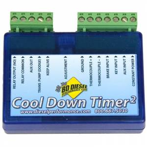 Engine & Performance - Fuel System - BD Diesel - BD Diesel Cool Down Timer Kit v2.0 1081160