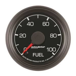 AutoMeter - AutoMeter Gauge; Fuel Pressure; 2 1/16in.; 30psi; Stepper Motor; Ford Factory Match 8463