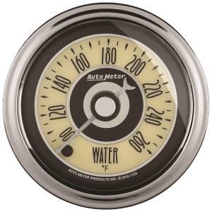 AutoMeter - AutoMeter Gauge; Water Temp; 2 1/16in.; 260deg. F; Digital Stepper Motor; Cruiser AD 1154 - Image 1