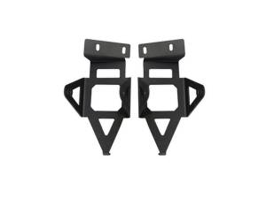 Rigid Industries - Rigid Industries Ford F-250/F-350 - 2011-15 -  Q-Series Fog Light Mount Kit- 2xQ-Series 46504