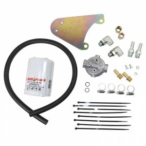 Drivetrain & Suspension - Transmission - BD Diesel - BD Diesel Transmission Filter Kit - Ford 2008-2010 5R110 1064018