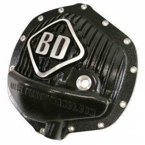 2006-2007 GM 6.6L LLY/LBZ Duramax - Steering And Suspension - BD Diesel - BD Diesel Differential Cover, Rear - AA 14-11.5 - Dodge 2003-2015 / Chevy 2001-2015 1061825