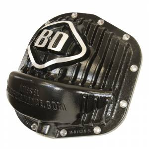 BD Diesel - BD Diesel Differential Cover, Rear - AA 12-10.25/10.5 - Ford 1989-2015 Single Wheel 1061830