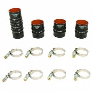 Engine & Performance - Intercoolers and Piping - BD Diesel - BD Diesel Intercooler Hose/Clamp Kit - Dodge 2003-2007 5.9L 1045215