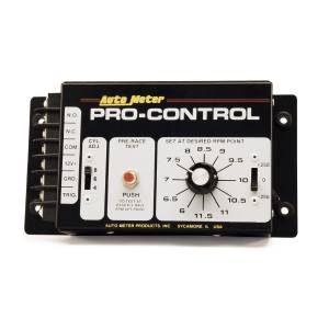 Engine & Performance - Engine Parts - AutoMeter - AutoMeter RPM Switch/Rev-Limiter; Pro-Control; for Standard Ignition; Interrupter 5301