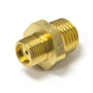 Engine & Performance - Water/Methanol Injection - Banks Power - Banks Power Injection Nozzle #14; 103lb/hr @ 100PSI; 100 Degree Full Cone 45090