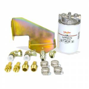 BD Diesel Inline Trans Filter Kit - Dodge 1994-2007 47RH / 47RE / 48RE 1064017