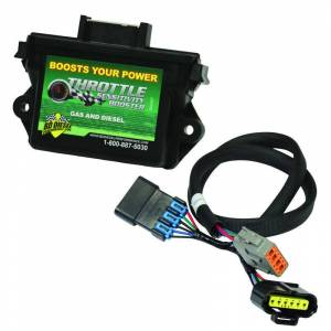 Engine & Performance - Programmers & Modules - BD Diesel - BD Diesel Throttle Sensitivity Booster - Dodge/Jeep 1057731