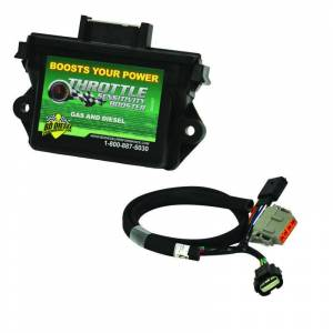 Engine & Performance - Programmers & Modules - BD Diesel - BD Diesel Throttle Sensitivity Booster - Dodge/Ford/Jeep 1057732