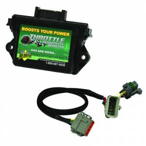 Engine & Performance - Programmers & Modules - BD Diesel - BD Diesel Throttle Sensitivity Booster - Chevy/GMC 1057735