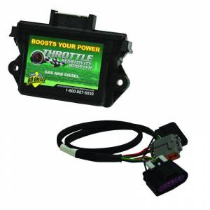 Engine & Performance - Programmers & Modules - BD Diesel - BD Diesel Throttle Sensitivity Booster - Chevy/GMC 1057737