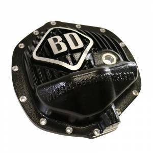 Drivetrain & Suspension - Differential Covers - BD Diesel - BD Diesel Differential Cover, Rear - Dodge 2013-2016 2500 AAM 14-Bolt w/RCS 1061825-RCS