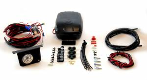 2008-2010 Ford 6.4L Powerstroke - Steering And Suspension - Air Lift - Air Lift LOAD CONTROLLER II; ON-BOARD AIR COMPRESSOR CONTROL SYSTEM 25592