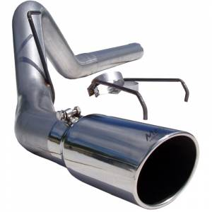 "Engine & Performance - Exhaust  Systems - MBRP Exhaust - MBRP Exhaust 4"" Filter Back, Single Side Exit, AL S6120AL"