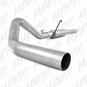 """Engine & Performance - Exhaust  Systems - MBRP Exhaust - MBRP Exhaust 4"""" Cat Back, Single Side S6108P"""
