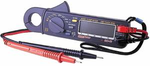 Engine & Performance - Electrical & Sensors - AutoMeter - AutoMeter Digital Inductive Amp Probe and Multimeter DM-40