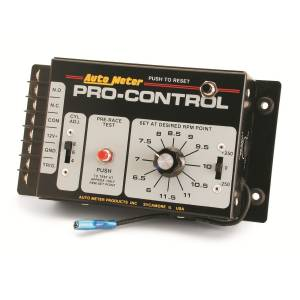 Engine & Performance - Engine Parts - AutoMeter - AutoMeter RPM Switch/Rev-Limiter; Pro-Control; for Ext. Coil Magneto; Interrupter 5306