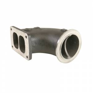 Engine & Performance - Turbo Chargers & Components - BD Diesel - BD Diesel Cobra V-Band to T6 Hot Pipe Adapter - S400 T6 Turbo 1405439