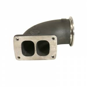 Accessories - Turbo Chargers & Components - BD Diesel - BD Diesel Hot Pipe Adapter - S300SX-E to T6 Turbo 1405454