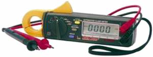 Interior Accessories - Gauges & Pods - AutoMeter - AutoMeter AC/DC Current Clamp Meter; High Resistance DM-46