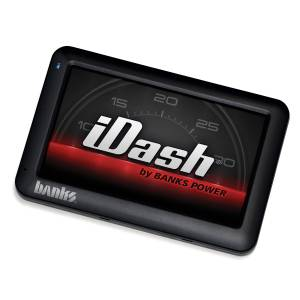 Banks Power iDash Digital Gauge, 5 inch Screen 61214