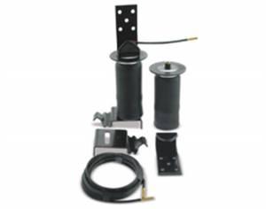 Drivetrain & Suspension - Lift Kits - Air Lift - Air Lift SLAM AIR; ADJUSTABLE AIR SPRINGS; FOR LOWERED TRUCKS; REAR; LOWERED 2 IN.-4 IN.; 59111