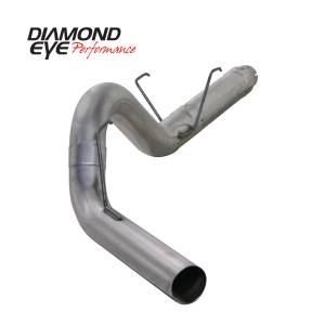 2007.5-2017 Dodge 6.7L 24V Cummins - Exhaust - Diamond Eye Performance - Diamond Eye Performance 2007.5-2012 DODGE 6.7L CUMMINS 2500/3500 (ALL CAB AND BED LENGTHS) 5in. 409 STAI K5252S
