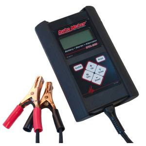 Electrical - Batteries & Accessories - AutoMeter - AutoMeter Handheld Electrical System Analyzer w/40 Amp Load BVA-300