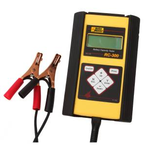 Electrical - Batteries & Accessories - AutoMeter - AutoMeter Handheld SLA Battery Tester RC-300