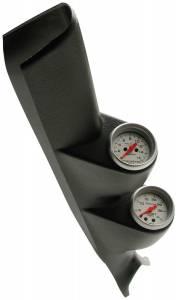AutoMeter Diesel Gauge Kit; A-Pillar; GM 00-07; Boost/EGT; 35psi/1600deg. F; Ultra-Lite 7084