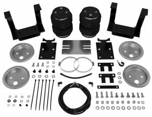 2006-2007 GM 6.6L LLY/LBZ Duramax - Steering And Suspension - Air Lift - Air Lift LOADLIFTER 5000; LEAF SPRING LEVELING KIT; REAR; FOR COMMERCIAL CHASSIS ONLY; NO 57286