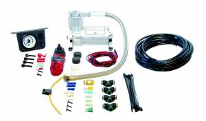 2008-2010 Ford 6.4L Powerstroke - Steering And Suspension - Air Lift - Air Lift LOAD CONTROLLER I; ON-BOARD AIR COMPRESSOR CONTROL SYSTEM; SINGLE NEEDLE; FRONT; 25655