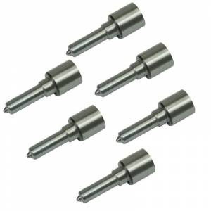 Engine & Performance - Fuel System - BD Diesel - BD Diesel BD Nozzle Set, XXX-Pulse - 1998-2002 Dodge 24-valve 150hp 1075835