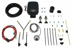 2008-2010 Ford 6.4L Powerstroke - Steering And Suspension - Air Lift - Air Lift LOAD CONTROLLER 25852
