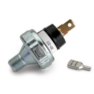 Engine & Performance - Electrical & Sensors - AutoMeter - AutoMeter Pressure Switch; 18psi; 1/8in. NPTF Male; for Pro-Lite Warning Light 3241