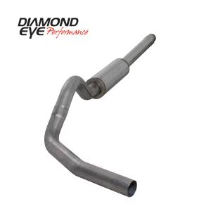 Engine & Performance - Exhaust  Systems - Diamond Eye Performance - Diamond Eye Performance 1994-1997.5 FORD 7.3L POWERSTROKE F250/F350 (ALL CAB AND BED LENGTHS) 4in. 409 S K4310S