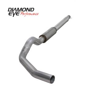 Diamond Eye Performance - Diamond Eye Performance 1994-1997.5 FORD 7.3L POWERSTROKE F250/F350 (ALL CAB AND BED LENGTHS) 5in. ALUMI K5316A