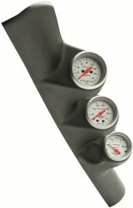 Interior Accessories - Gauges & Pods - AutoMeter - AutoMeter Diesel Gauge Kit; A-Pillar w/spkr; RAM 98-02; Boost/EGT/Trans; 35psi/1600deg. F/ 7095