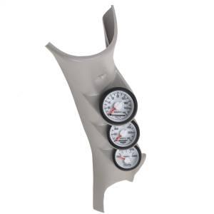 AutoMeter Diesel Gauge Kit; A-Pillar; RAM 03-09; Boost/EGT/Trans; 60psi/1600deg. F/250deg. 7098