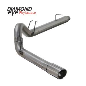 2008-2010 Ford 6.4L Powerstroke - Exhaust - Diamond Eye Performance - Diamond Eye Performance 2008-2010 FORD 6.4L POWERSTROKE F250/F350 (ALL CAB AND BED LENGTHS) 5in. 409 STA K5364S