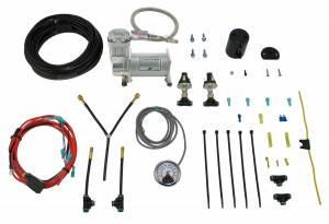2006-2007 GM 6.6L LLY/LBZ Duramax - Steering And Suspension - Air Lift - Air Lift LOAD CONTROLLER 25856