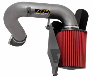 Engine & Performance - Air Intakes - AEM Induction - AEM Induction AEM Brute Force HD Intake System 21-9211DC