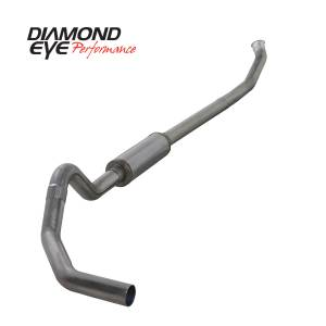 Engine & Performance - Exhaust  Systems - Diamond Eye Performance - Diamond Eye Performance 2004.5-2007.5 DODGE 5.9L CUMMINS 2500/3500 (ALL CAB AND BED LENGTHS)-4in. 409 ST K4235S