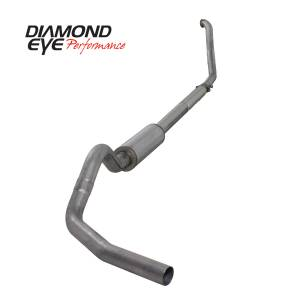 Engine & Performance - Exhaust  Systems - Diamond Eye Performance - Diamond Eye Performance 1994-1997.5 FORD 7.3L POWERSTROKE F250/F350 (ALL CAB AND BED LENGTHS) 4in. 409 S K4307S