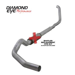 1999-2003 Ford 7.3L Powerstroke - Exhaust - Diamond Eye Performance - Diamond Eye Performance 1999-2003.5 FORD 7.3L POWERSTROKE F250/F350 (ALL CAB AND BED LENGTHS) 5in. ALUMI K5322A-RP